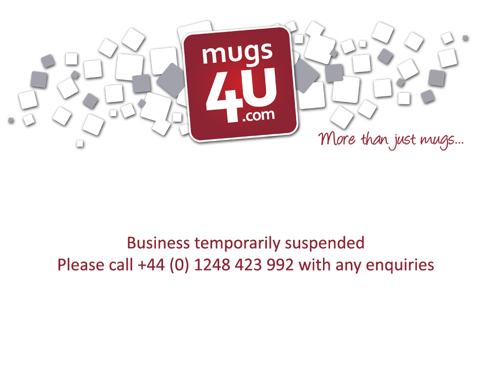 Business Suspended - Call 01248 423992